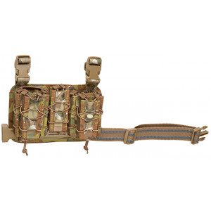 Pernera portacargadores de rifle y pistola WARRIOR ASSAULT Sabre MultiCam