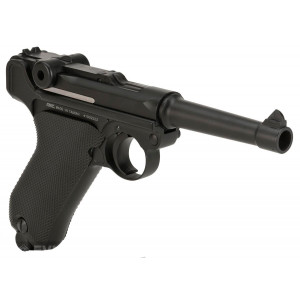 Pistola Airsoft KWC Luger P08 Blowback 6mm