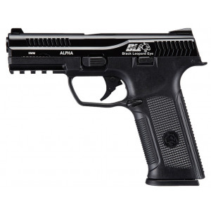 Pistola ICS Alpha Negra 6mm
