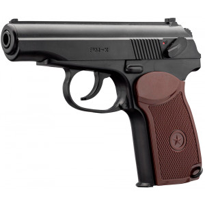 Pistola BORNER PM-X CO2 4.5mm