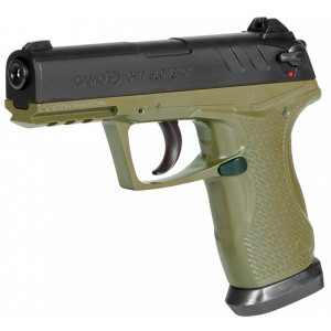 Pistola dual GAMO C-15 Blowback Olive CO2 4.5mm