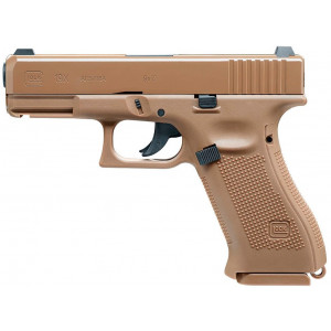 Pistola GLOCK 19X Coyote CO2 4.5mm