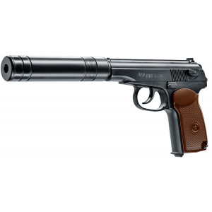 Pistola LEGENDS Makarov PM KGB CO2 4.5mm