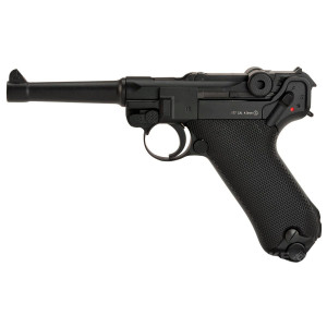 Pistola Luger P08 KWC Full Metal Blowback CO2 4.5mm