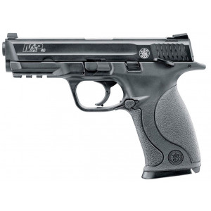 Pistola SMITH & WESSON MP40 TS Blowback CO2 6mm