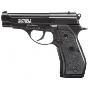 Pistola SWISS ARMS P84 CO2 4.5mm