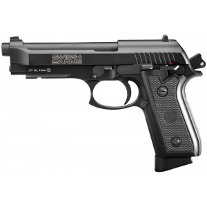 Pistola SWISS ARMS P92 CO2 4.5mm