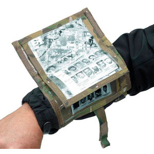 Porta documentos WARRIOR ASSAULT Wrist Case MultiCam