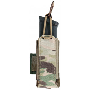 Portacargador de pistola WARRIOR ASSAULT Laser Cut Multicam