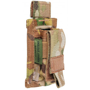 Funda portacargador de pistola WARRIOR ASSAULT MultiCam