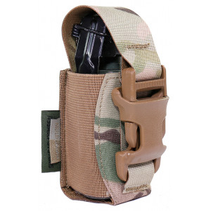 Pouch porta granadas aturdidoras WARRIOR ASSAULT Laser Cut MultiCam