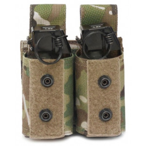 Pouch porta granadas doble 40mm WARRIOR ASSAULT MultiCam