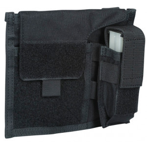 Pouch WARRIOR ASSAULT Admin Panel negro