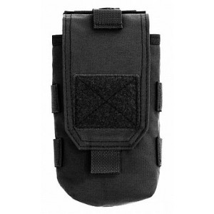 Pouch porta botiquín WARRIOR ASSAULT IFAK negro