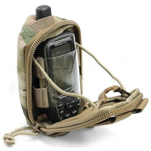 Pouch porta GPS Garmin WARRIOR ASSAULT Multicam
