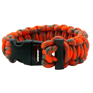 Pulsera ParaTinder UST con cordaje inflamable