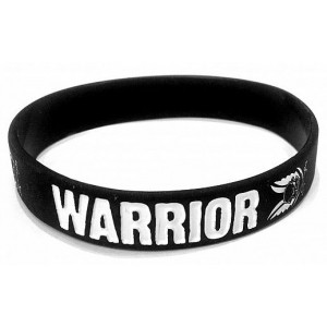 Pulsera WARRIOR ASSAULT negra