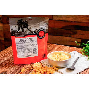 Macarrones con Queso 800 kcal de Expedition Foods