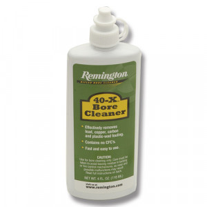 Limpiador de Cañones REMINGTON Bore Cleaner 4 oz.