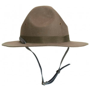 Sombrero 4 Bollos Instructor Boy Scout MILTEC