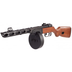 Subfusil PPSH-41 Real Wood AEG 6mm