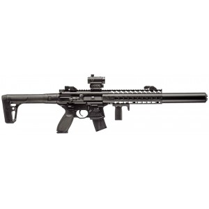Subfusil SIG SAUER MCX ASP CO2 4.5mm + Red Dot