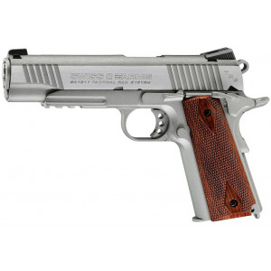 Pistola SWISS ARMS P1911 Silver CO2 4.5mm
