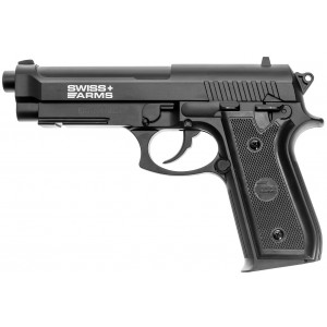 Pistola SWISS ARMS SA P92 CO2 4.5mm