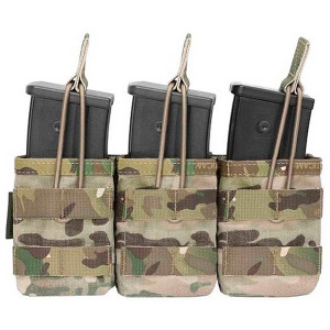Triple funda portacargador G36 MultiCam WARRIOR ASSAULT