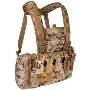 TASMANIAN TIGER Chest Rig MK II M4 MultiCam