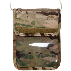 Porta documentos TASMANIAN TIGER Neck Pouch MultiCam