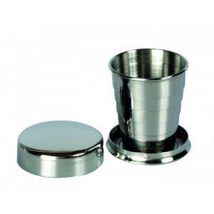 Vaso plegable acero inoxidable RELAGS 57 ml