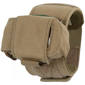 Funda porta GPS de muñeca WARRIOR ASSAULT coyote