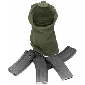 Bolsa de descarga plegable WARRIOR ASSAULT Verde