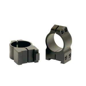 "Anillas WARNE 1"" fijas para rifles BRNO con carril de 19mm - Altas"