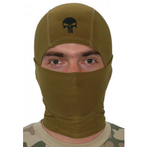 Balaclava Punisher coyote