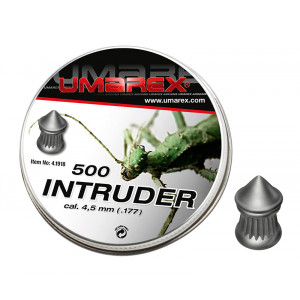 Balines UMAREX Intruder 4.5 mm
