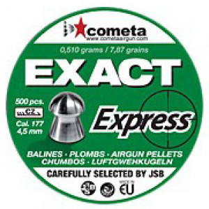 Balines JSB Exact Express 4.5 mm by COMETA