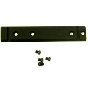Base WARNE de una pieza para Remington 7400, 7600, y 750