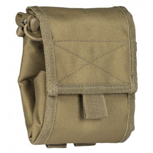 Bolsa de descarga plegable MILTEC coyote
