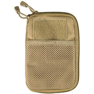 Bolsillo MOLLE MILTEC Belt Office coyote