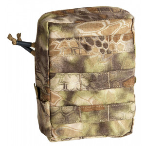 Bolsillo MOLLE General Purpose Cargo de HELIKON-TEX Kryptek Highlander