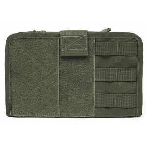 Pouch porta mapas WARRIOR ASSAULT Command Panel Gen2 verde
