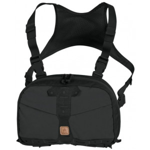 Bolso HELIKON-TEX Chest Pack Numbat negro