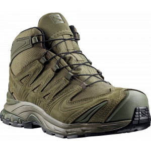 Botas SALOMON XA Forces MID Ranger Green