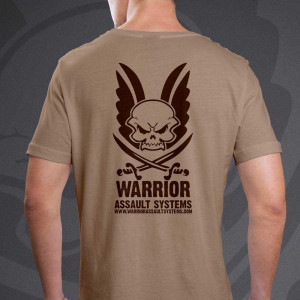 Camiseta WARRIOR ASSAULT coyote