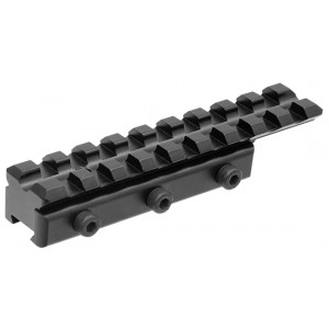 Carril conversor UTG-Leapers 11mm a Weaver