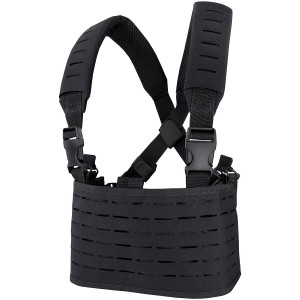 Chaleco táctico CONDOR Ops Chest Rig LCS negro