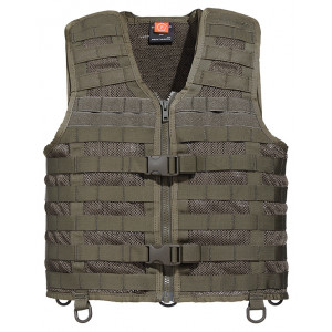 Chaleco Molle PENTAGON Thorax verde OD