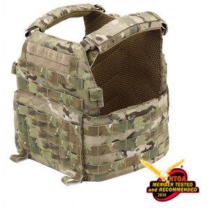 Chaleco porta placas WARRIOR ASSAULT DCS Special Forces MultiCam